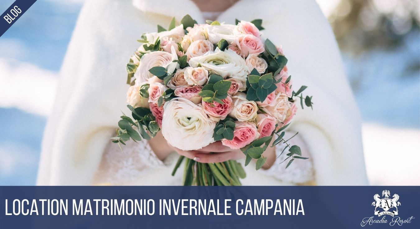 Location matrimonio invernale Campania
