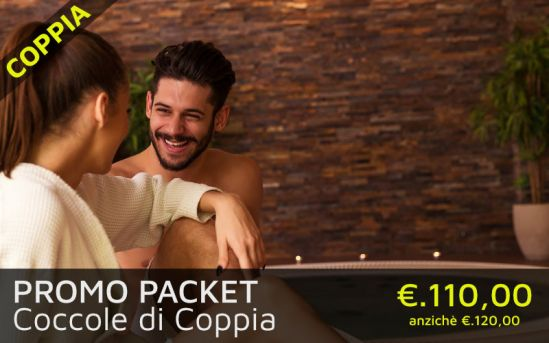 Promo Packet - Coccole di Coppia (Promo Weekend)
